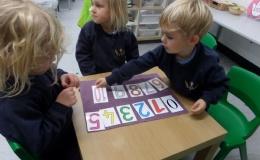 Nursery-Number fun