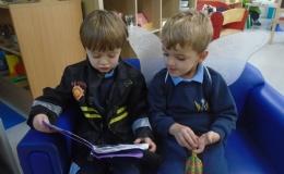Nursery-Reading